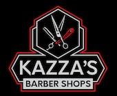 Kazzas Barber Shops Logo